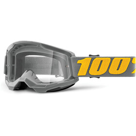 100% Strata Anti-Fog Goggles Gen2, szary